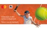 3 x experienta de 2 persoane la turneul de tenis desfasurat la Paris + 2 Accesuri VIP la turneul de tenis + intalnire cu Horia Tecau + 500 euro bani de cheltuiala pentru 2 persoane