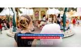 1 x excursie de 3 nopti la Disneyland® Paris pentru 2 adulti si 2 copii + Bilet acces 2 zile in cele 2 parcuri Disney®