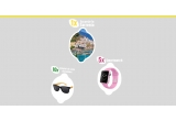 1 x excursie la Sorrento - Italia pentru 2 persoane, 5 x smartwatch Apple Watch, 10 x ochelari de soare din bambus