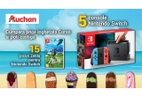 5 x consola Nintendo Switch, 15 x joc Zelda pentru consola Nintendo Switch