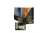 """1 x colecția de carți """"Urzeala tronurilor"""" + Harta Regatelor"""