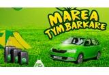 1 x masina Skoda Fabia Combi, 100 x pat gonflabil, 9 x set de trollere, 9 x cort de 4 persoane, 300 x boxa portabila, 760 x rucsac, 521 x set parasolare