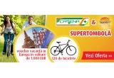 1 x voucher de calatorie in valoare de 1.000 de Euro, 120 x bicicleta RICH R2673A