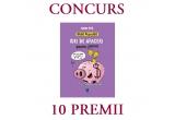 """10 x cartea """"Ghita Pusculita-Idei de afaceri pentru Juniori"""""""