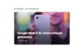 1 x smartphone Google Pixel 3 XL
