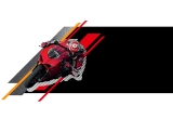 1 x motocicleta Ducati Monster, 84 x trotineta Ducati Corse