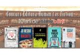 1 x pachet de cinci carti de la Editura Humanitas Fiction