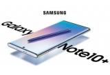 3 x smartphone Samsung Galaxy Note10+