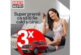 3 x masina Dacia Duster SL Techroad 4×2