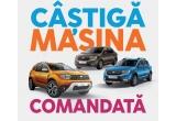 1 x masina Dacia model comandat