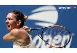 1 x racheta profesionala Wilson cu autograf Mats Wilander, 3 x geanta Eurosport