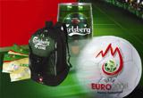 O excursie la Euro 2008, 10 minifrigidere Carlsberg pline cu bere, 520 de alte premii<br />