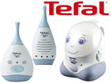Interfon Babyphone sau o Lampa de supraveghere programabila de la<b> TEFAL</b><br />