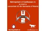 <p> doua bilete la concertu U2 din 18 Iulie, in Berlin, Germania<br /> </p>
