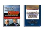 "<p> doua premii constand in cartile ""Negocieri in stilul lui Donald Trump"" si ""Concediaza-ti seful!""</p>"