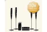 <p> un Televizor LG LH3000, 10 x Home Theatre LG HT762TZ, 100 x 6Pack URSUS Premium Pils</p>