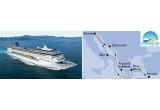 """<p> o croaziera de vis pentru 2 persoane pe Marea Mediterana, la bordul vasului de 4 stele <a href=""""http://www.descopera.ro/galerie/4499907-calatoreste-alaturi-de-croazierenet"""" rel=""""nofollow"""" target=""""_blank"""">MSC Armonia</a>. </p>"""