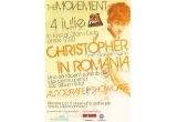 2 x Invitatii Premium (Meet&amp;Greet the artist si loc VIP) Christopher von Uckermann (ex RBD) <br />