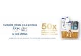50 x coș cu produse Unilever pentru ingrijire personala
