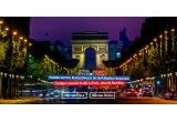 1 x excursie de 3 nopti la Paris pentru 2 adulti de Revelion