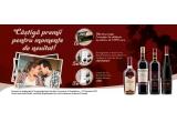1 x voucher de calatorie de 1000 euro, 20 x kit degustare compus din 6 sticle de Beciul Domnesc Grand Reserve + set 2 pahare + set accesorii vin, 140 x 6 sticle de Beciul Domnesc Grand Reserve