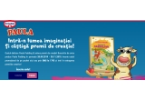 1 x excursie la Gardaland - Italia pentru toata familia, 50 x Joc de logica Coggy – Fat Brain Toys, 50 x Joc IQ Twist Smart Games, 50 x Joc de logica IQ Puzzler Pro – Smart Games, 50 x Board game Obstacole (4 WALLS), 50 x Memo game – Litere, 60 x Șevalet Lyra, 50 x Joc – Discuri creative