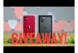 1 x iPhone 11 Pro Midnight Green 64 GB, 1 x iPhone 11 Red 64 GB