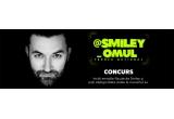 99 x pache de 2 invitații categoria A/ Fan Zone/ VIP la concertul Smiley din cadrul turneului @Smiley_Omul