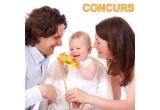 1 x Pachet format din Crema antirid pentru mami + carti + produse pentru copii din 100% bumbac