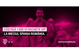10 x experiența VIP la meciul de fotbal Spania-Romania