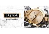 1 x ceas de dama Michael Kors Slim Runway MK3179