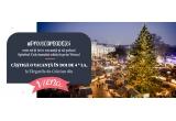 1 x city break de 4* la Viena (3 nopți cazare la Hotel Azimu 4* cu mic dejun + biletul de avion + bagaj de mana 10 kg + bagaj de cala 23 kg/persoana)