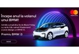 1 x masina BMW i3 electric