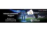 1 x 2 bilete V.I.P. la EL Clasico cu transport și cazare incluse, 100 x tricou personalizat La Liga, 200 x minge personalizata La Liga