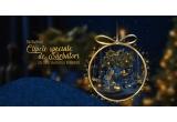 4 x voucher pentru o vacanta in Salzburg, 150 x Con Ferrero Rocher 96 de bucati, 14800 x Kit decorativ format dintr-o brosura cu sugestii pentru decorat si 2 sabloane decorative personalizate Ferrero