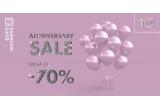 40 x voucher Fashion Days de cumparaturi de 500 de lei