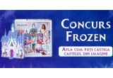 1 x castel Frozen (dimensiuni 152 x112 cm)