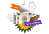 1 x excursie exotica in India pentru doua persoane de 10 zile