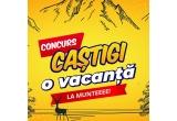 1 x vacanța la munte pentru 2 persoane la Silver Mountain Resort Poiana Brașov