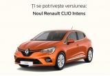 1 x masina Renault CLIO Intens TCE 130CP