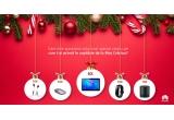 10 x Huawei Honor Band 5, 10 x Huawei Bluetooth Mouse AF30, 10 x Huawei CM510 Portable Speaker, 10 x Huawei Sport Lite AM61 Headphones, 6 x Huawei MediaPad T3