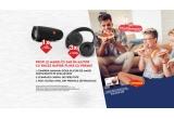 3 x boxa portabila JBL Charge4, 9 x pereche casti audio on-ear JBL Tune 500