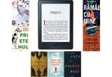 1 x eBook Reader Kindle + 7 carți