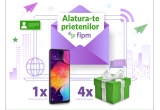 3 x smartphone Samsung Galaxy A50, 12 x pachet de produse de ingrijire dermatocosmetice