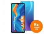 5 x smartphone Huawei P30 Breathing Crystal Dual SIM, 10 x JBL casti inEar T110 black cu 1 button mic remote JBLT110BLK, 5 x JBL Go 2 boxa Bluetooth black JBLGO2BLK