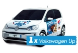 1 x masina Volkswagen Up!