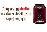 1 x set de 2 vouchere pentru o excursie la Roma pentru 2 persoane, 30 x Espressor automat Krups Essential EA815570,