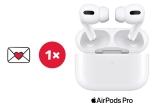 1 x pereche de casti AirPods Pro