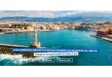 1 x vacanta in Insula Creta pentru 2 persoane la hotel 4* all inclusive + tur gastronomic