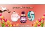 1 x Coach Floral Eau De Parfum / 90 ml, 1 x Bvlgari Omnia Paraiba EDT 65 ml, 1 x Jimmy Choo Fever EDP 100 ml